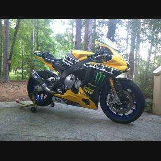 Painted Race Fairings Yamaha R1 2015 2019 Mxpcrv6820